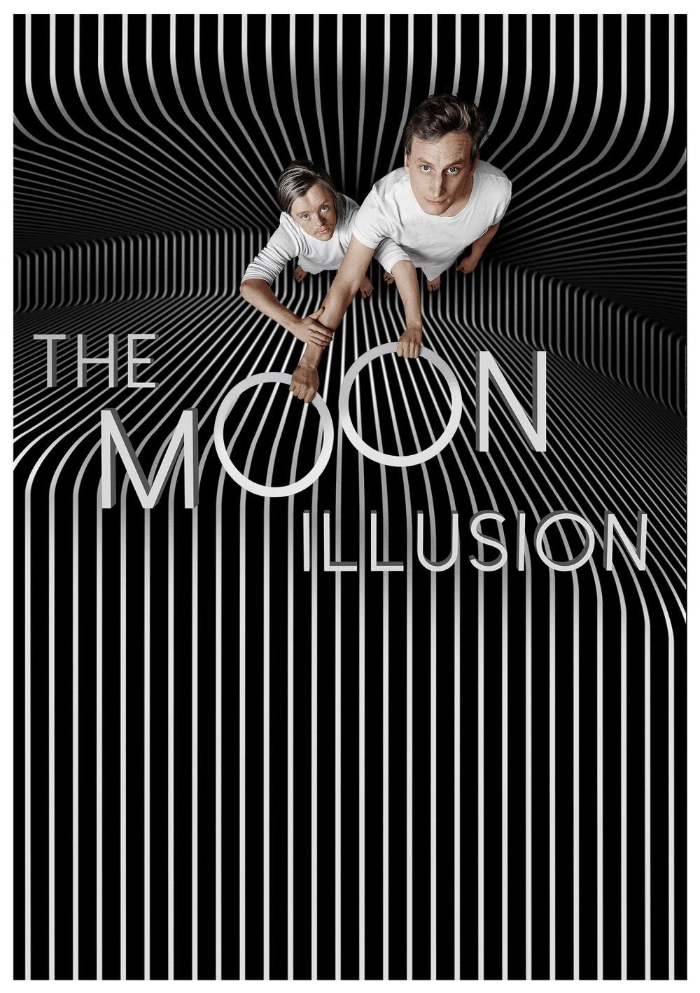 The Moon Illusion foto Ulf Lunden